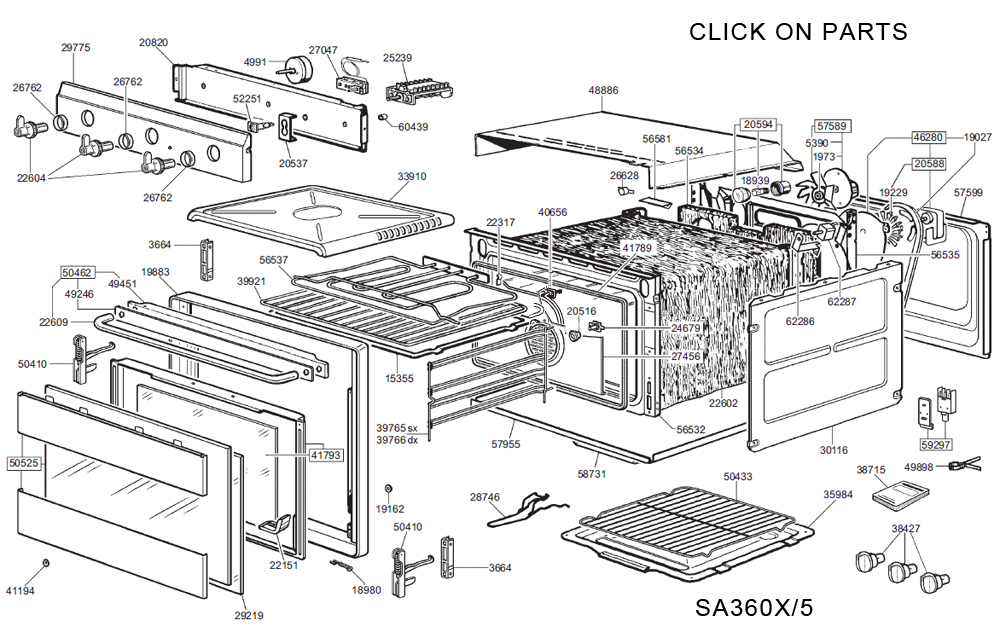sa360x5 sa360x 5 single ovens wall ovens smeg models smeg search smeg oven wiring diagram at soozxer.org